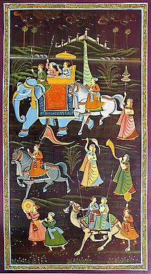 Rajput Procession