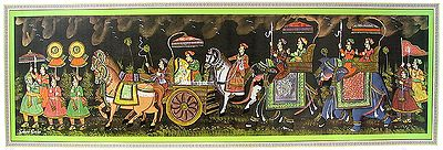 Rajput Royal Procession