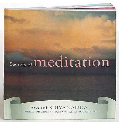Secrets of Meditation by Swami Kriyananda