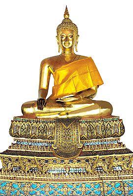 Lord Buddha, Bangkok - Thailand