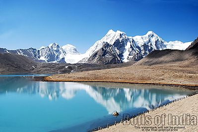 Gurudongmar Lake - Gangtok, Sikkim, India