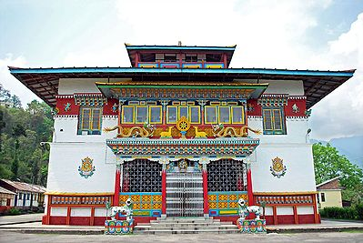 Phodong Monastery - North Sikkim, India
