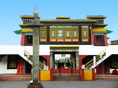 Rumtek Monastery - East Sikkim, India