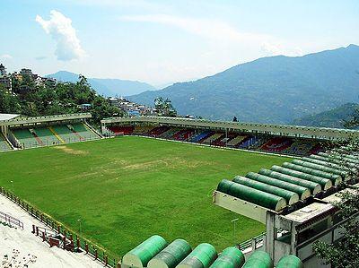 Palzor Stadium, Gangtok - East Sikkim, India