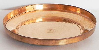 Tamra Patra or Ritual Copper Plate