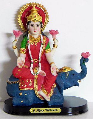Gajalakshmi - Goddess of Wealth