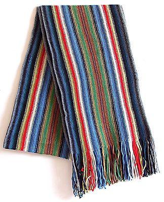 Crocheted Woollen Scarf