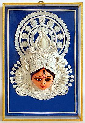 Goddess Durga - Wall Hanging