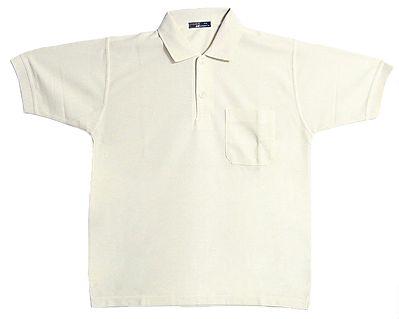 Off White Polo T-Shirt
