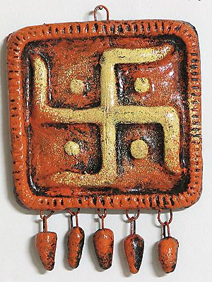 Swastika The Religious Hindu Symbol Wall Hanging