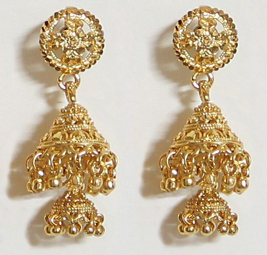 Gold plated drop chandelier earrings gold plated drop chandelier earrings currently out of stock mozeypictures Images