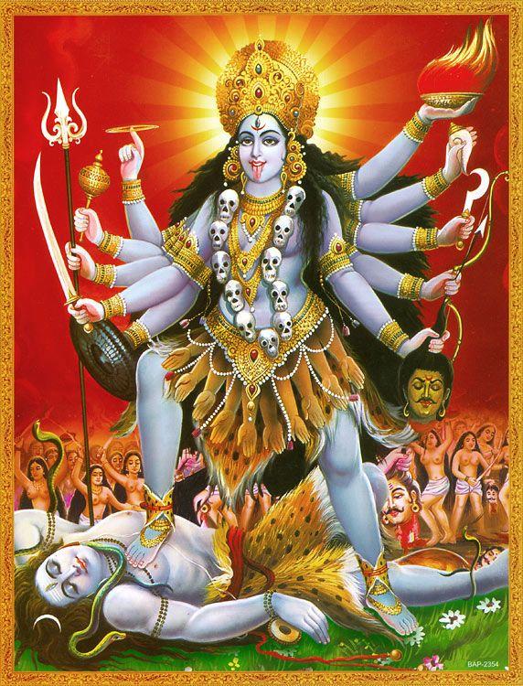 Kali hindu goddess essays