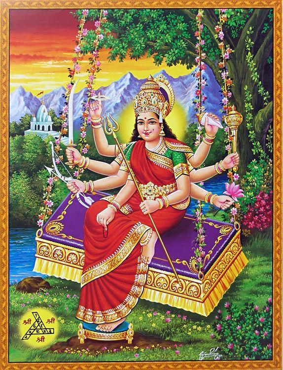 Maa Chandika