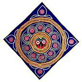 Jagannath Face - Pipli Work