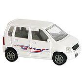 Acrylic White Wagon-R