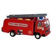 Acrylic Fire Tender