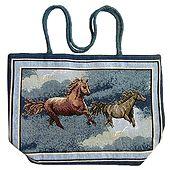 Weaved Shopping Bag - Free Spirits