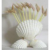 Toothpick Holder with Toothpicks