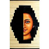 Womanhood - Painted Wall Hanging