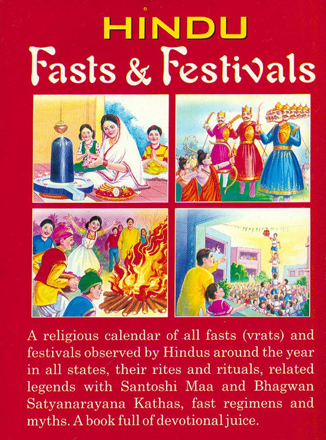 Hindu Fasts, Festivals and Ceremonies