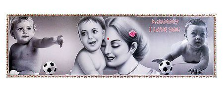 Loving Mother - Poster