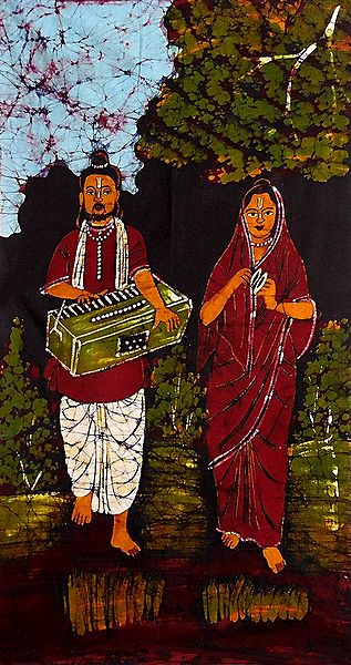 Baul Singers from West Bengal