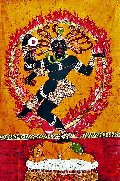 Nataraj - The Lord of Dances