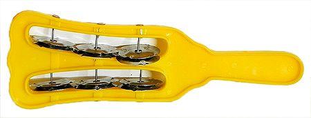 Yellow Kartal - Musical Instrument for Sikh Kirtans