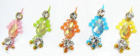 Multicolor Bindis