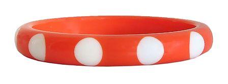 Printed Acrylic Bracelet