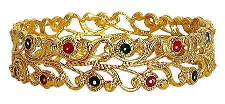 Gold Plated Bracelet