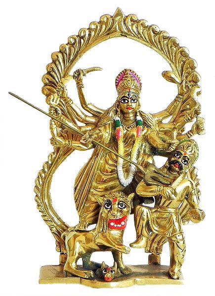 Mahishasuramardini Devi Durga