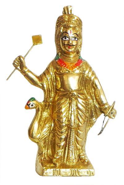Kartikeya - Son of Shiva and Parvati