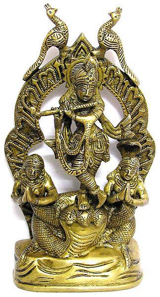 Krishna - Kaliya Daman