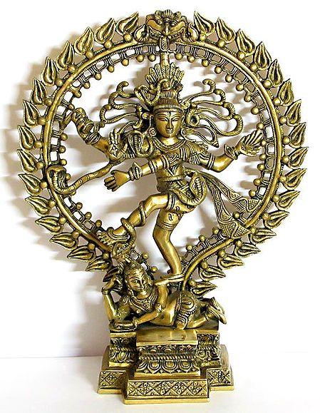 Nataraja - The Lord Of Dances