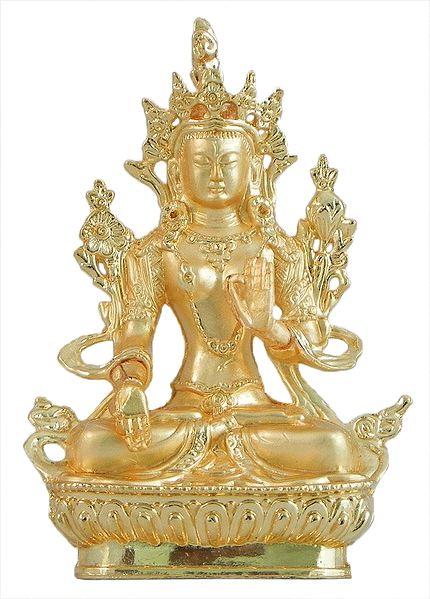 Gold Plated Tara