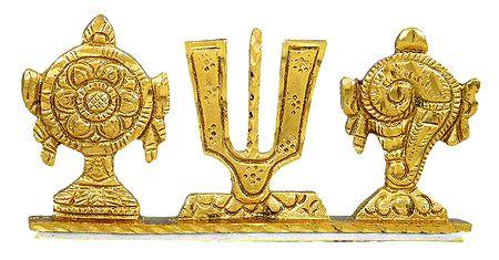 Symbol of Vishnu