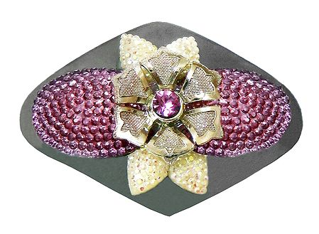 Acrylic Decorative Brooch