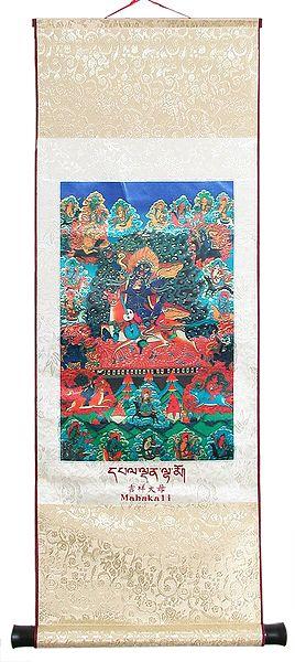 Shri Devi - Mahakali (Wall Hanging)