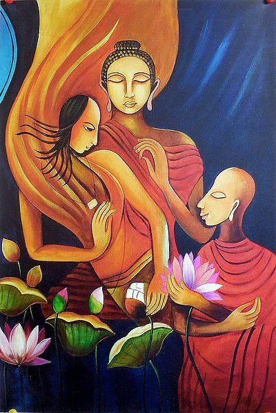 Amrapali Finds Peace in Buddha