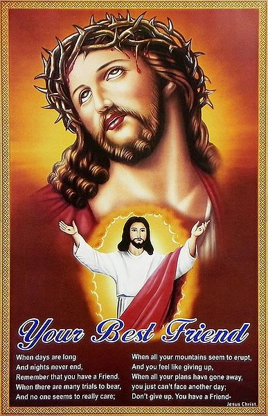 Jesus Christ - Your Best Friend