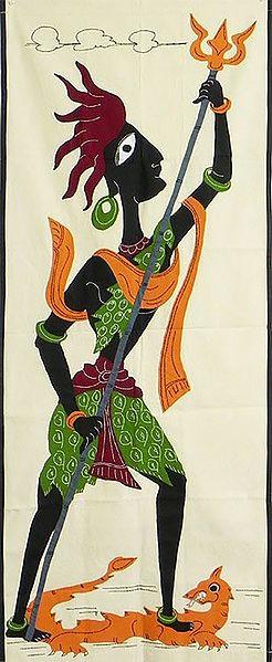 Lord Shiva - Wall Hanging