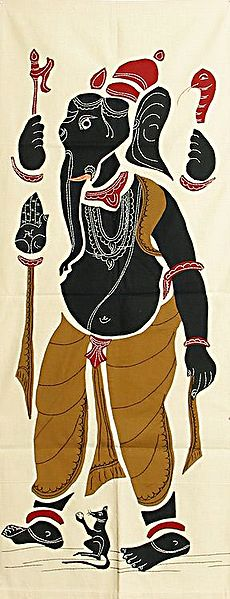 Ganesha - Wall Hanging