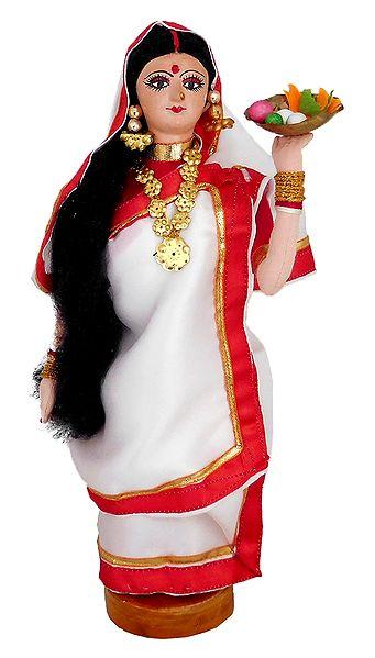 Bengali Pujarini