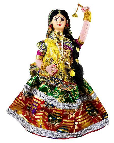 Dandiya Raas Dancer