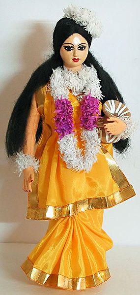 Shakuntala - A Character from Mahabharata
