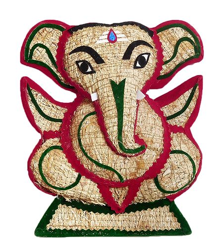 Lord Ganapati - Wall Hanging
