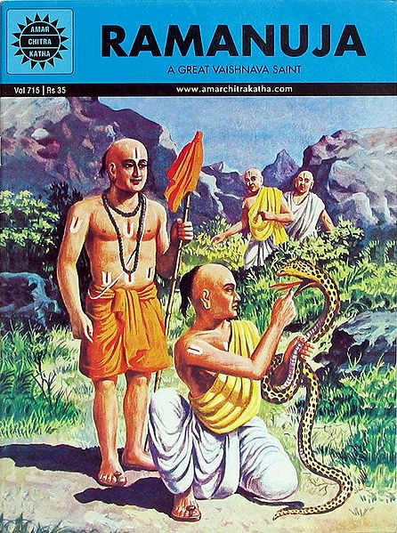 Ramanuja - A Great Vaishnava Saint