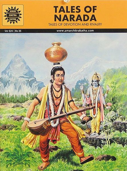 Tales of Narada - (Tales of Devotion and Rivalry)