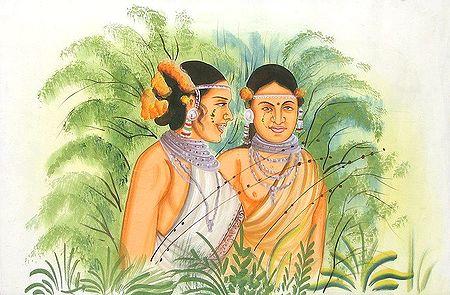 Tribal Friends